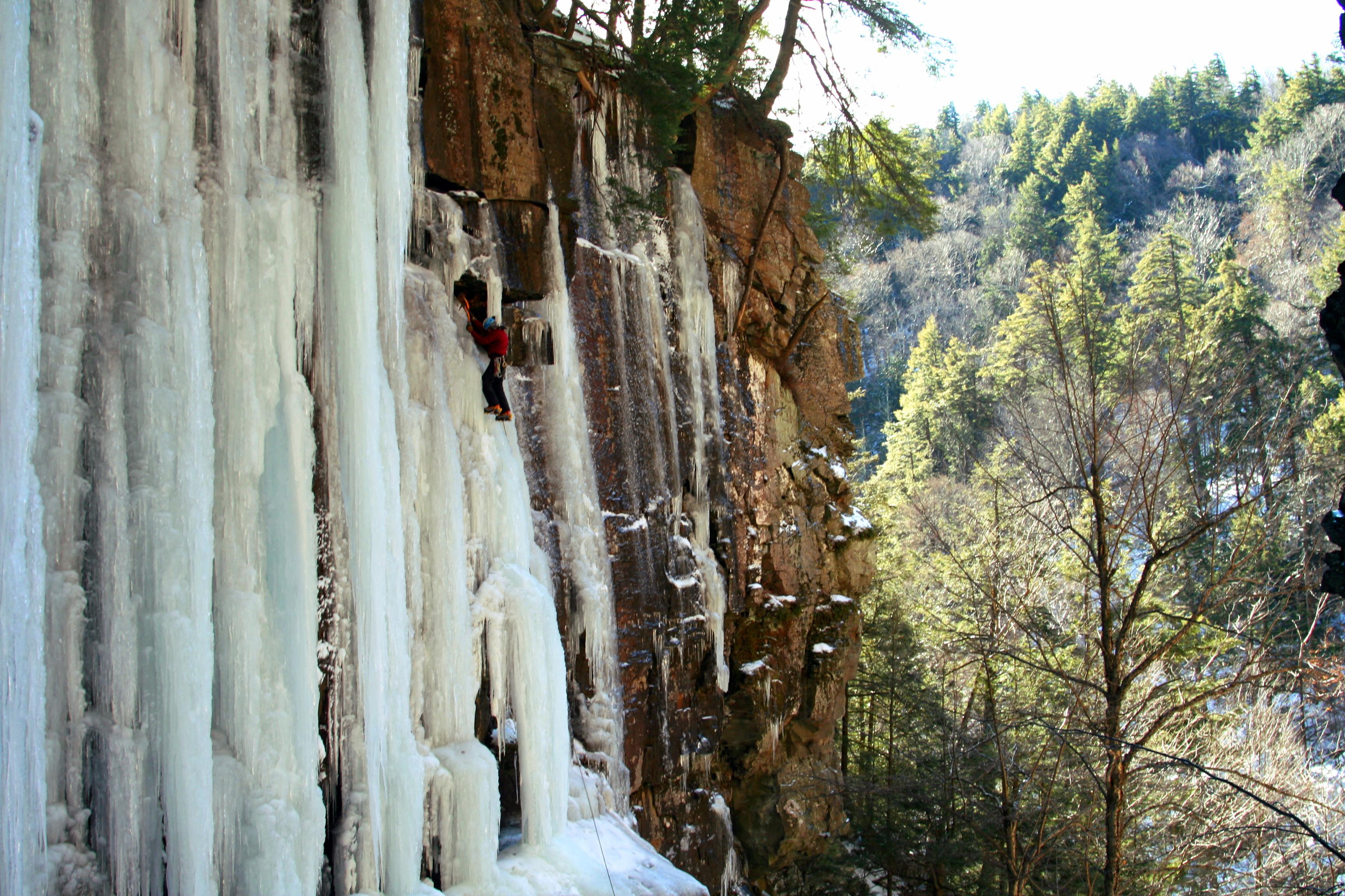 Palmerton Rocks Appalachian Trail   Appalachian trail