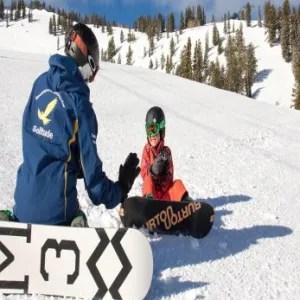 Solitude Snowboard Lesson