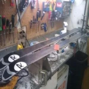 Tuning Skis