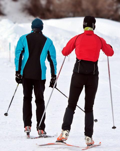 Ski de fond - Technique - Applications sur Google Play