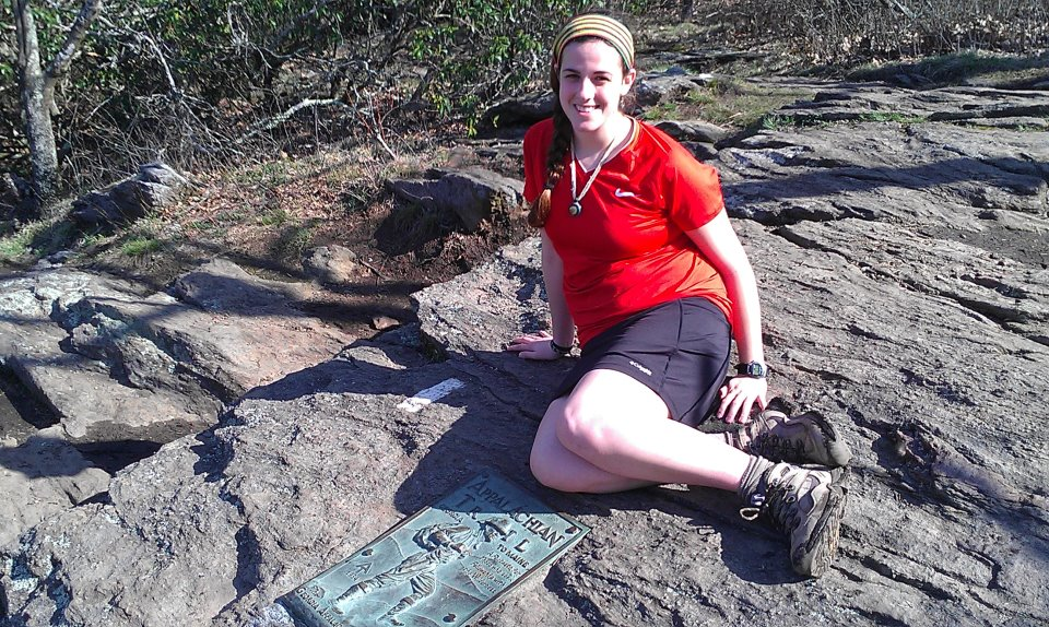 Starting a thru-hike of the Appalachian Trail as a solo female.