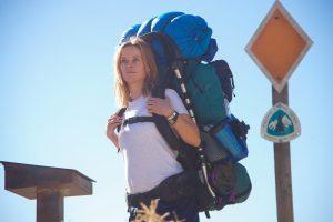 Hiker chic.