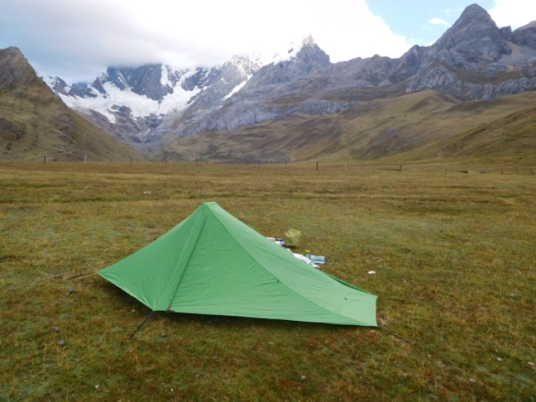 My Six Moons Designs tent