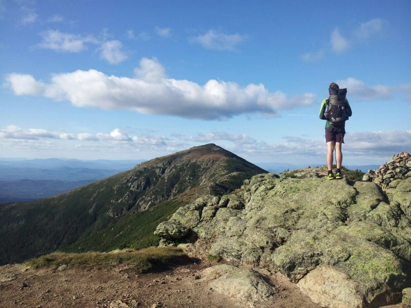 The last time I was in the White Mountains back in 2012- this is on Franconia Ridge.