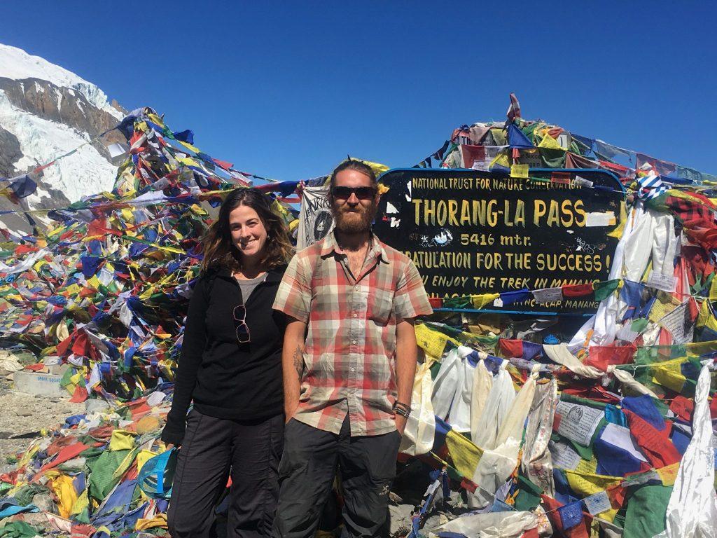 The Manaslu and Annapurna Circuits, part of Nepal's Great Himalaya Trail.