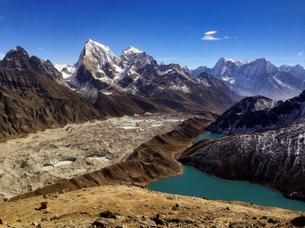 The lakes of Nepal.