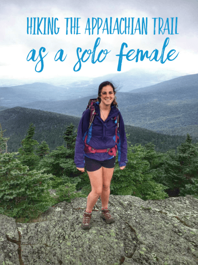 Hiking the Appalachian Trail as a Solo Female