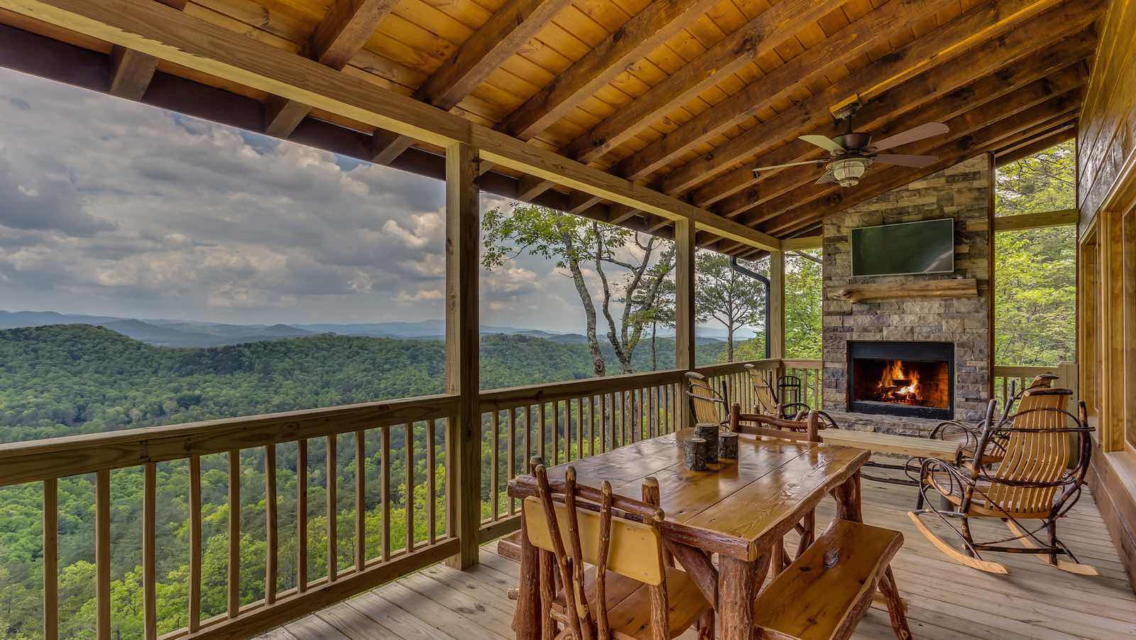 Blue Ridge Mountain Cabin Rentals
