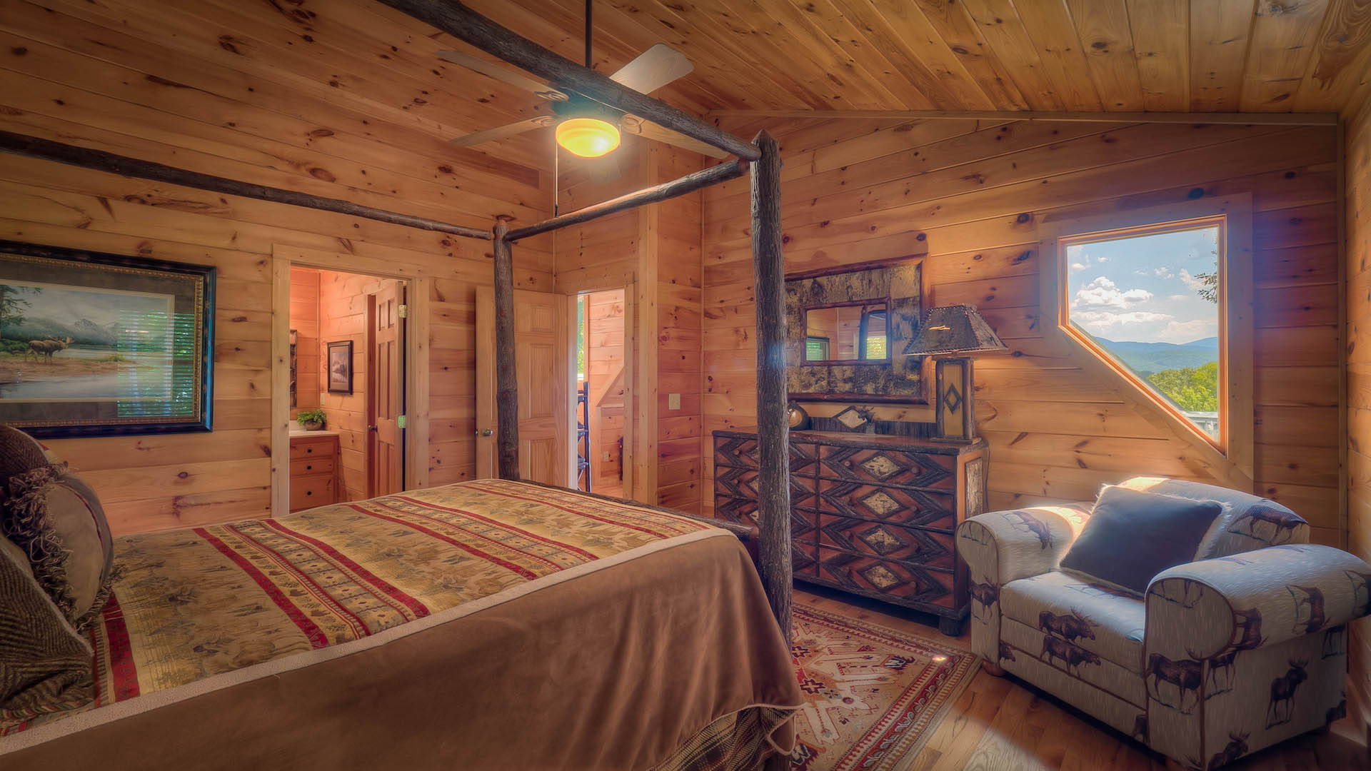 Beary Kozy Rental Cabin  Blue Ridge GA