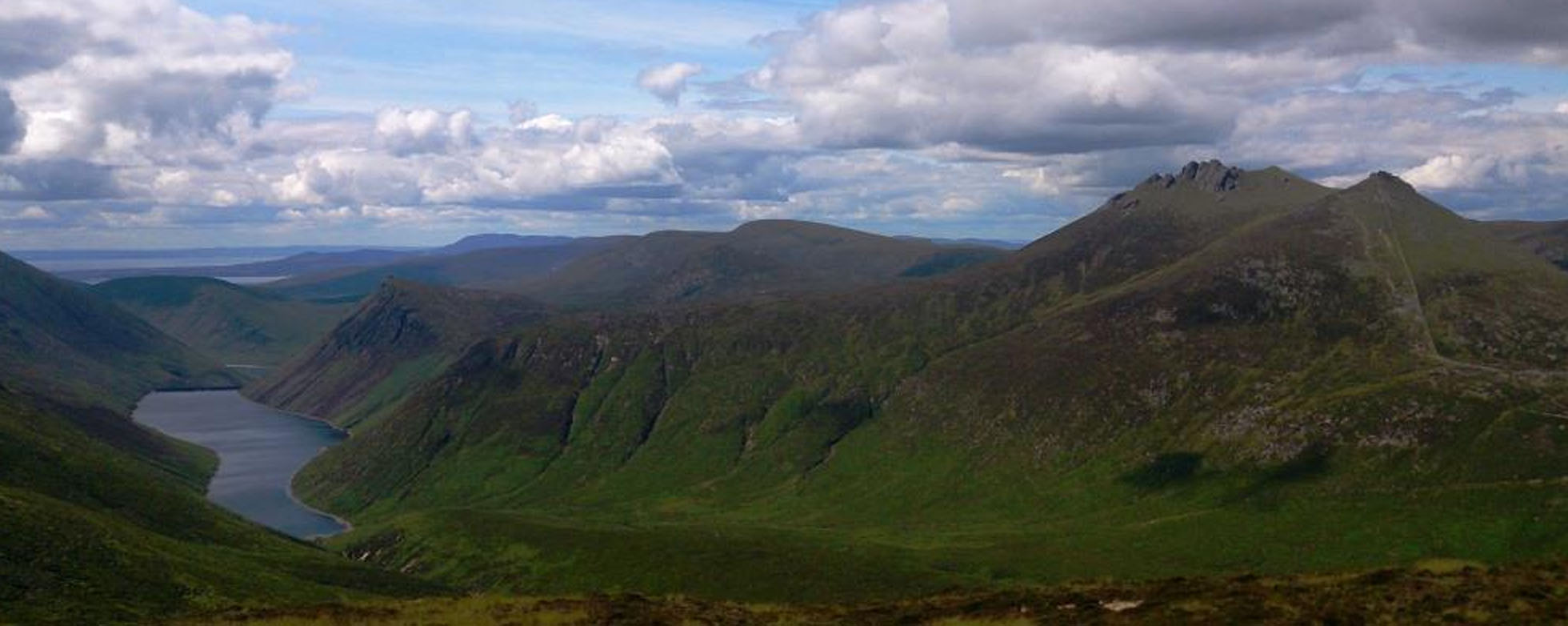Mourne Mountains Guided Hike