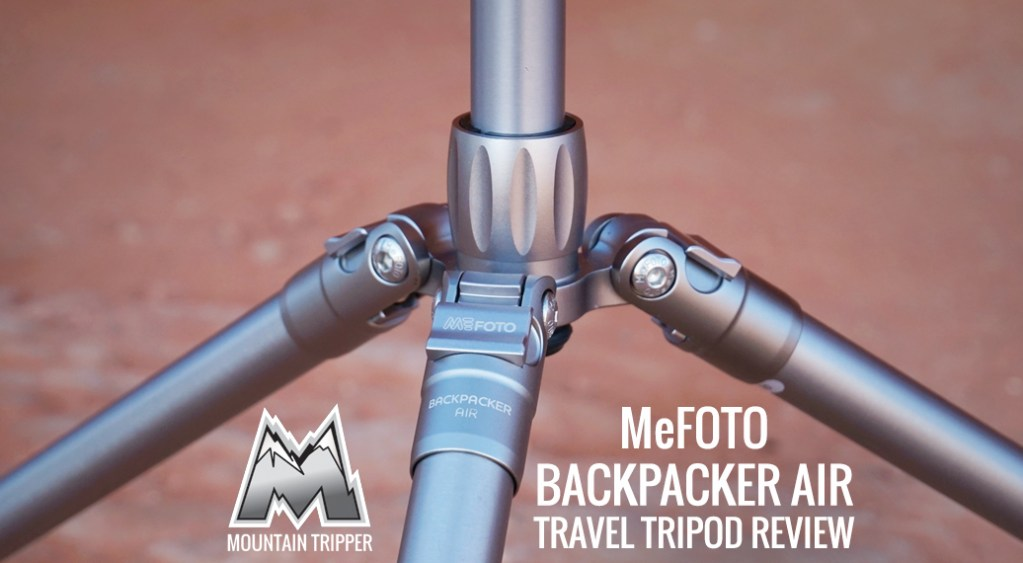 mefoto backpacker air review