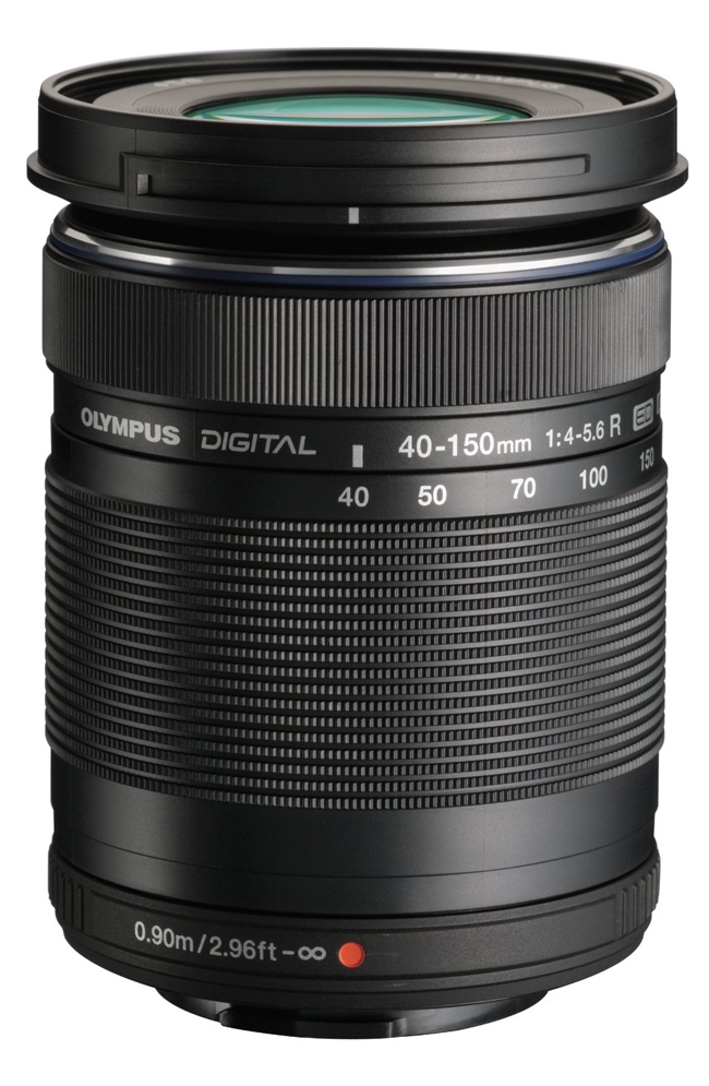 olympus 40-150mm budget telephoto lens