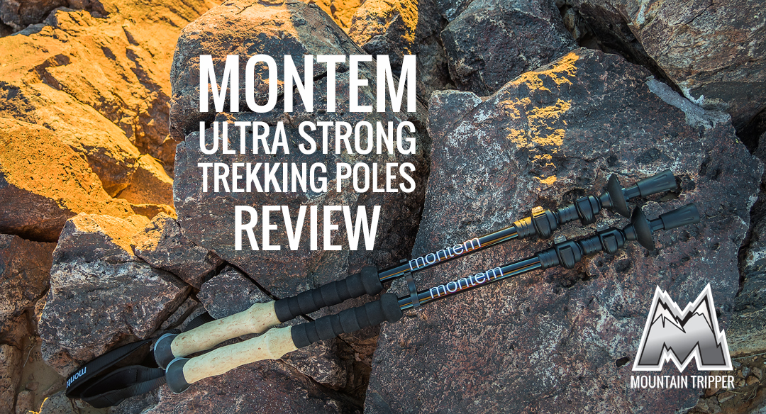 montem trekking poles review cover