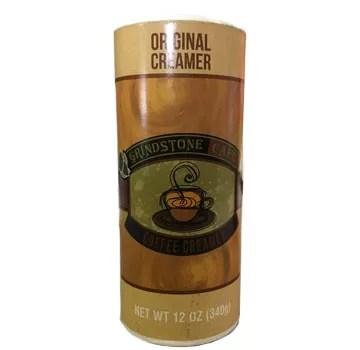 Grindstone Organic Creamer 12 oz