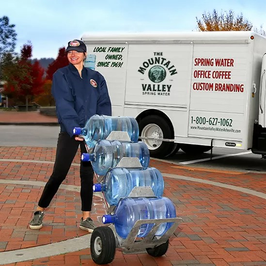 Mountain Valley Spring Water Delivery