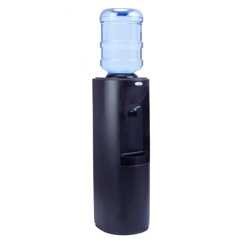 Cold Water Black Dispenser