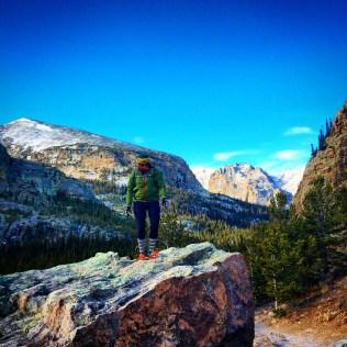 Trail rocks