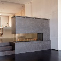 See-Through Fireplaces - Ortal   Mountain West Sales
