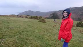 Walking in the hills for the first time in over a year