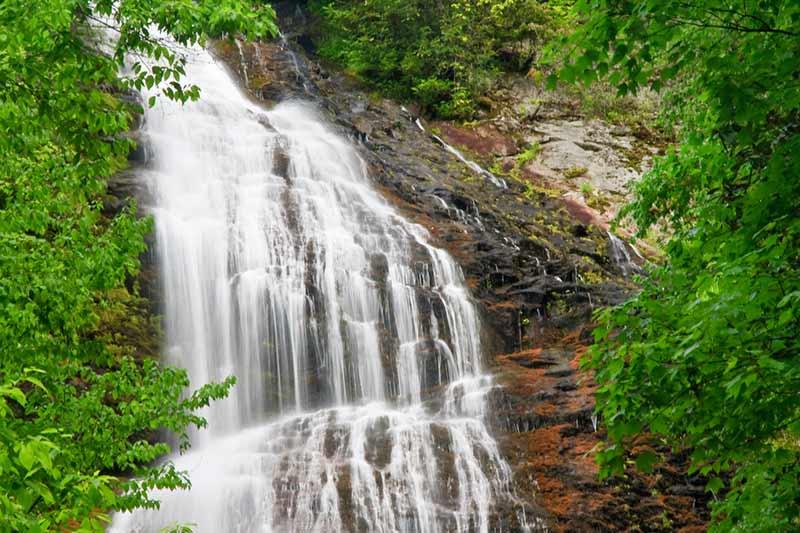 Mingo Falls, Cherokee, NC
