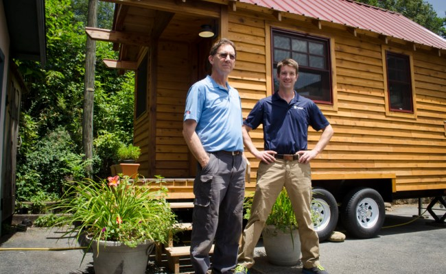 Will Tiny Homes Be Asheville S Next Big Thing Mountain
