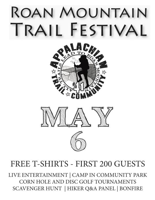 Roan Mountain hosts trail festival to showcase community