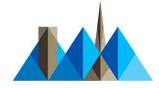 Logo Torino e le Alpi