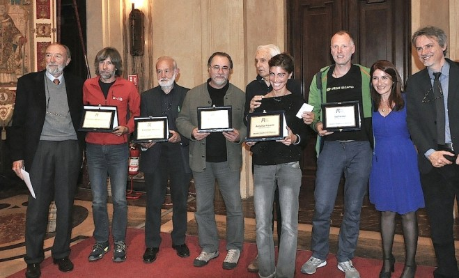 Premiati Meroni 2015