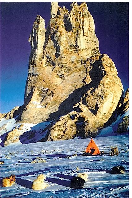 Een mogelijke beklimming?