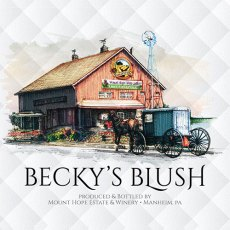 Becky's Blush Label Icon