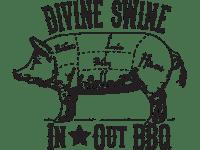 Divine Swine BBQ Logo