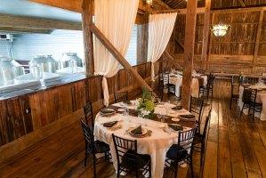 Winery Interior - Production Floor Overlook