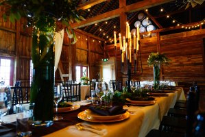 Winery Interior - Set for Event