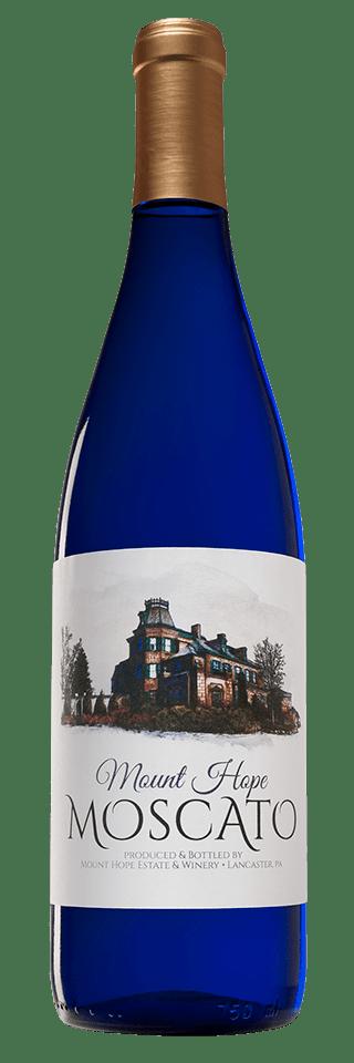 Moscato Bottle