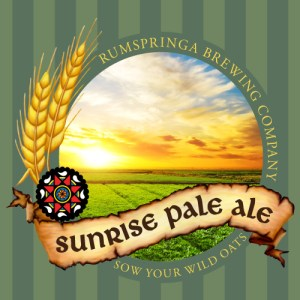Rumspringa Brewing Company Sunrise Pale Ale Label Icon