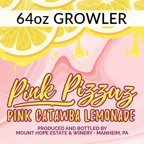 Pink Pizzaz Growler Icon
