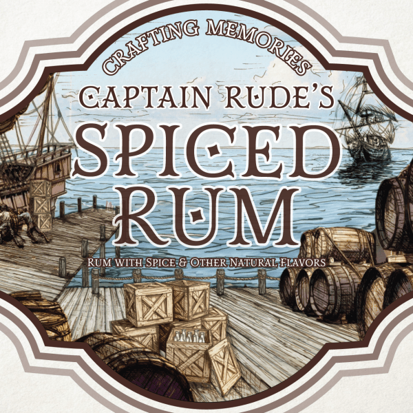Spiced Rum Icon