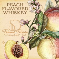 Peach Whiskey Icon