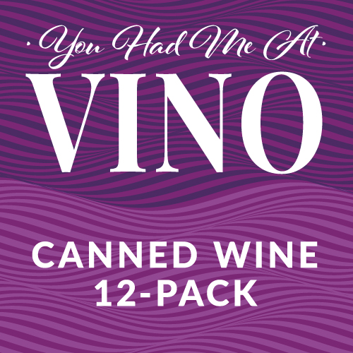 Canned Wine 12-Pack Icon
