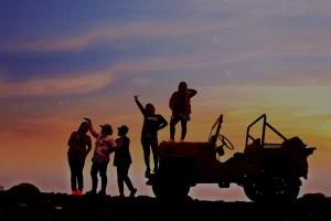 Merapi Jeep Sunset Tour