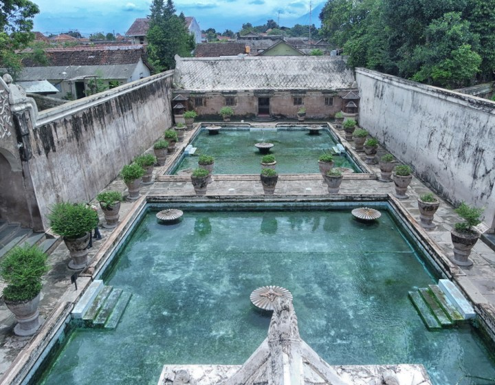 Yogyakarta merapi tour