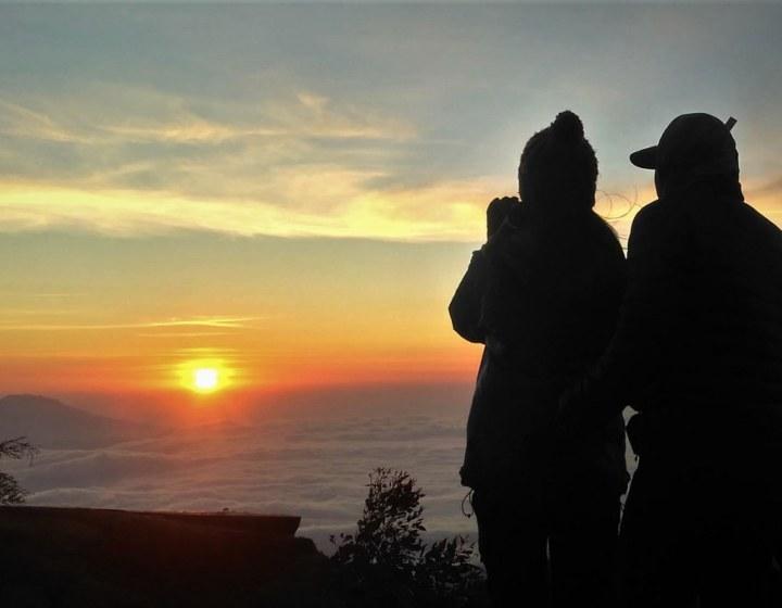 mount prau sunrise tekking tour