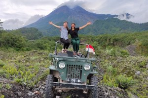Yogyakarta 5 Days 4 Nights Merapi Tour Package