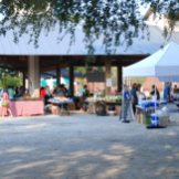 Shaded Booths and Tents for Vendors