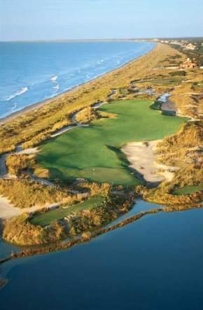 Kiawah's Ocean Course Aerial of 15