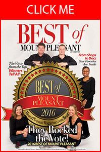 2016 Best of Mount Pleasant