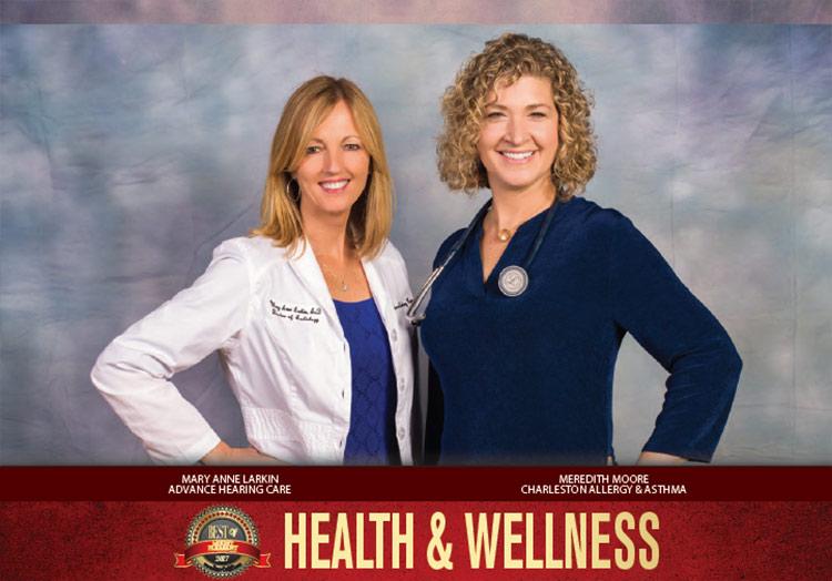 Best of Mount Pleasant 2017 - Health & Wellness