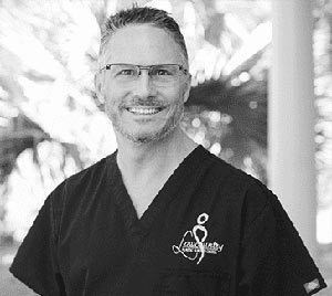 Dr. Jack Hensel with Lowcountry Plastic Surgery Center in Mount Pleasant.
