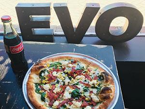 EVO Pizzeria, Park Circle in North Charleston, SC