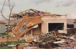 Hurricane Andrew aftermath